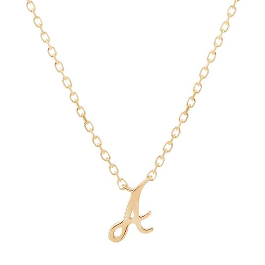 Shop Gold Love Letter Necklace | PRE ORDER at Rose St Trading Co