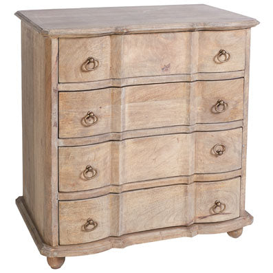 Shop Mayfair 4 Drawer Chest at Rose St Trading Co