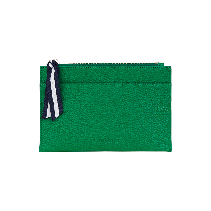 Shop New York Coin PURSE | GREEN at Rose St Trading Co