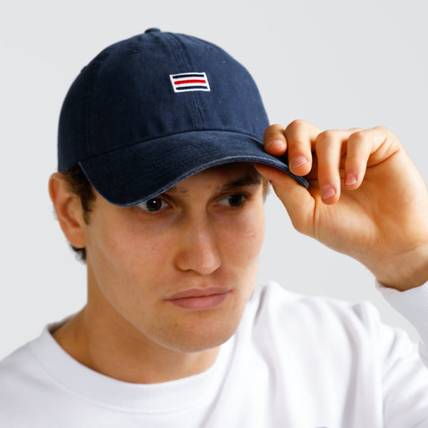 Shop ORTC Flag Cap | Navy at Rose St Trading Co