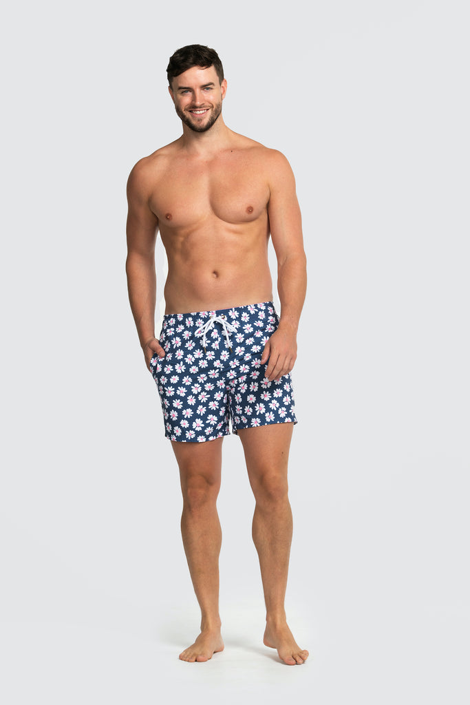 Shop Swim Shorts | Cottesloe Pink at Rose St Trading Co