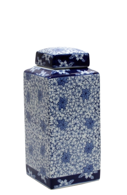 Shop Blue and White Ming Jar at Rose St Trading Co