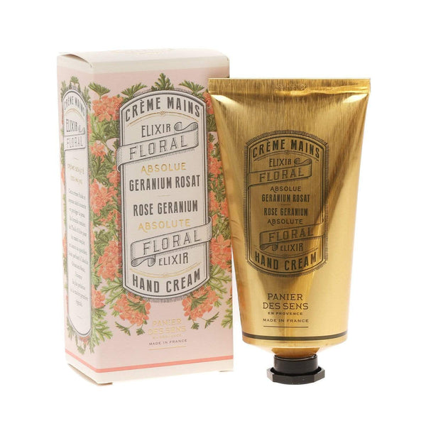 Shop Rose Geranium Hand Cream 75ml at Rose St Trading Co