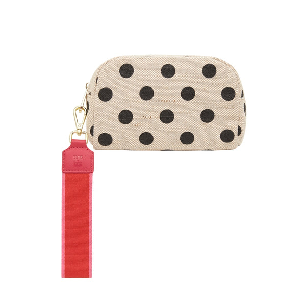 Shop Small Cosmetics Bag | Black Spot at Rose St Trading Co