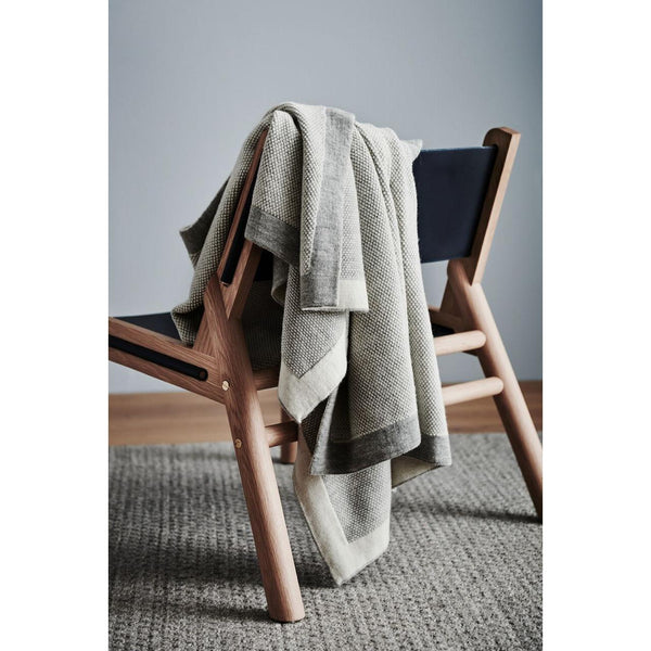 Shop Alpaca Merino Wool Blend Misty Throw at Rose St Trading Co