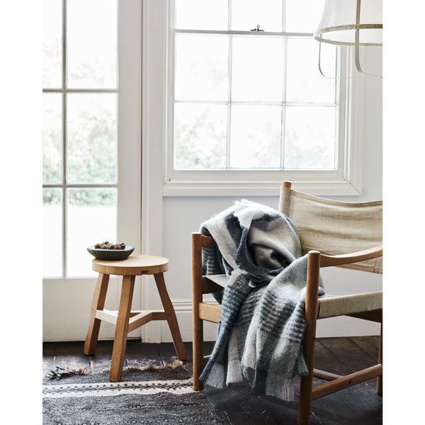 Shop Mohair Flinders Throw at Rose St Trading Co