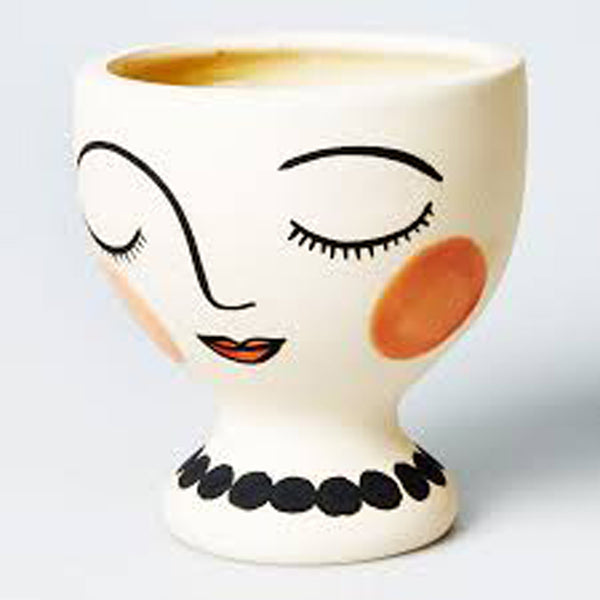 Shop Madame Adele Planter- PRE ORDER FOR MAY DELIVERY at Rose St Trading Co