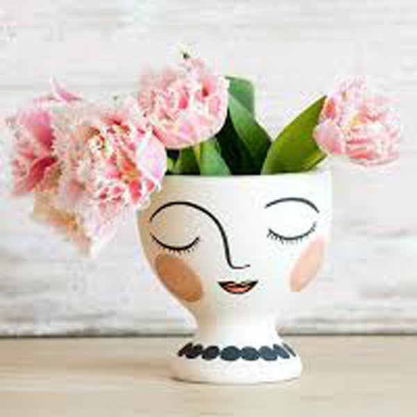 Shop Madame Adele Planter - PRE ORDER FOR EARLY JUNE DELIVERY at Rose St Trading Co
