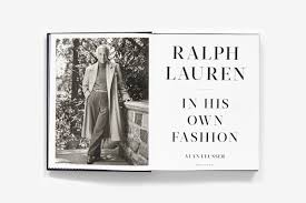 Shop RALPH LAUREN - In His Own Fashion at Rose St Trading Co