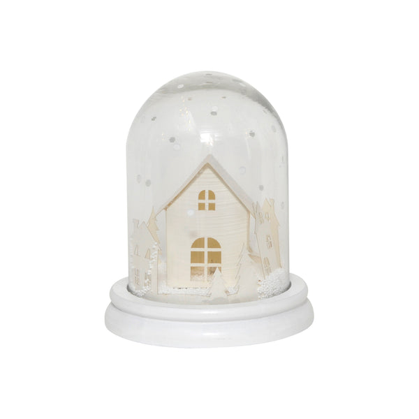 Shop LED MDF White House Dome at Rose St Trading Co