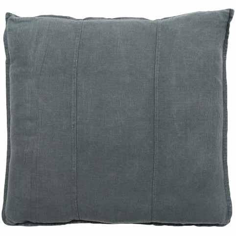 Shop Luca Cushion | Slate at Rose St Trading Co