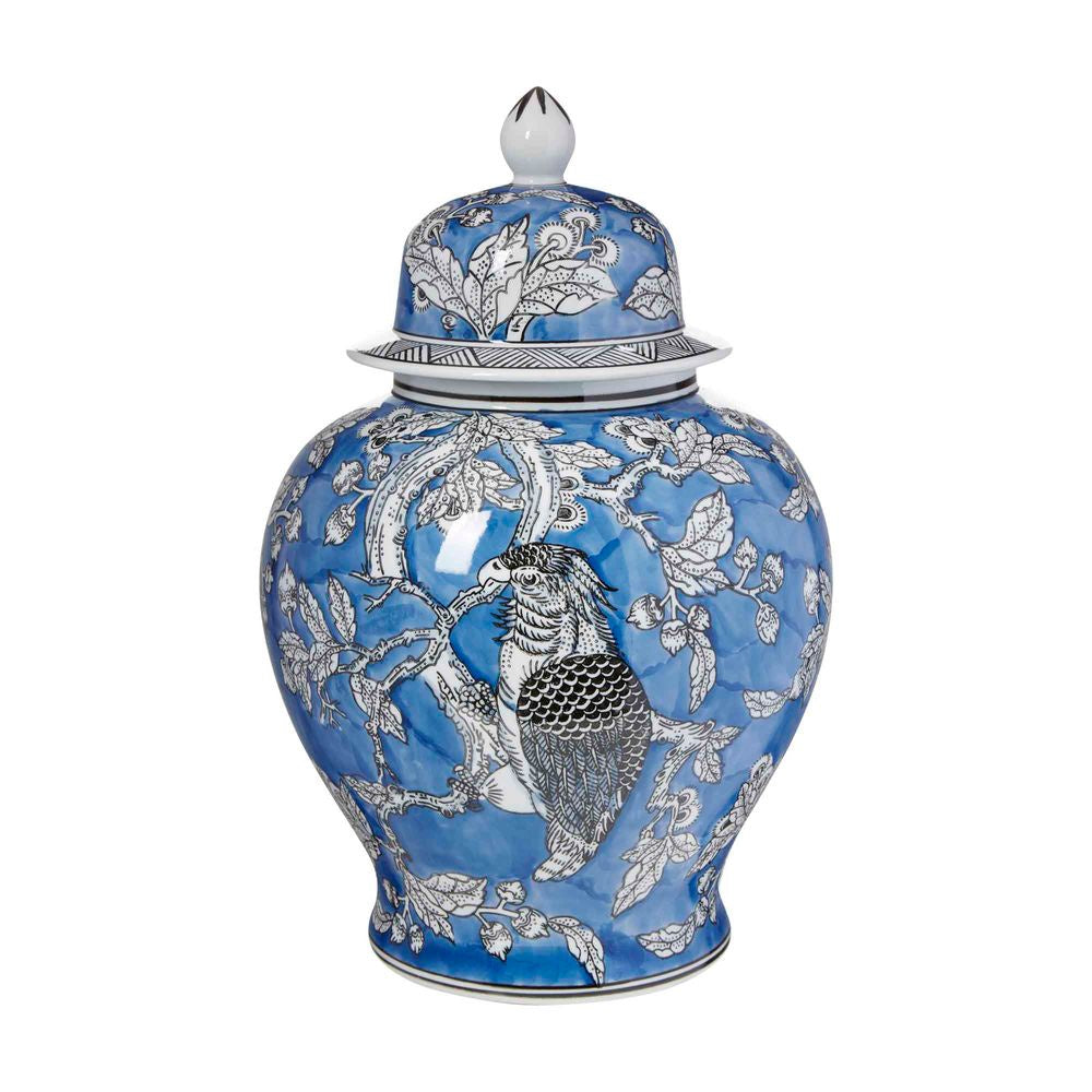 Shop Cockatoo Ginger Jar | 38cm at Rose St Trading Co
