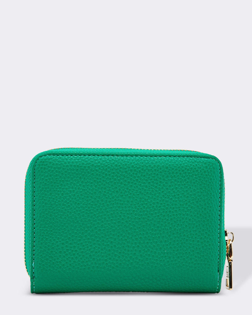 Shop Eden Wallet | Green Wallet at Rose St Trading Co