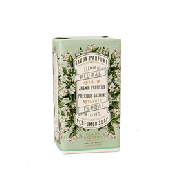 Shop Precious Jasmine Wrapped Soap at Rose St Trading Co