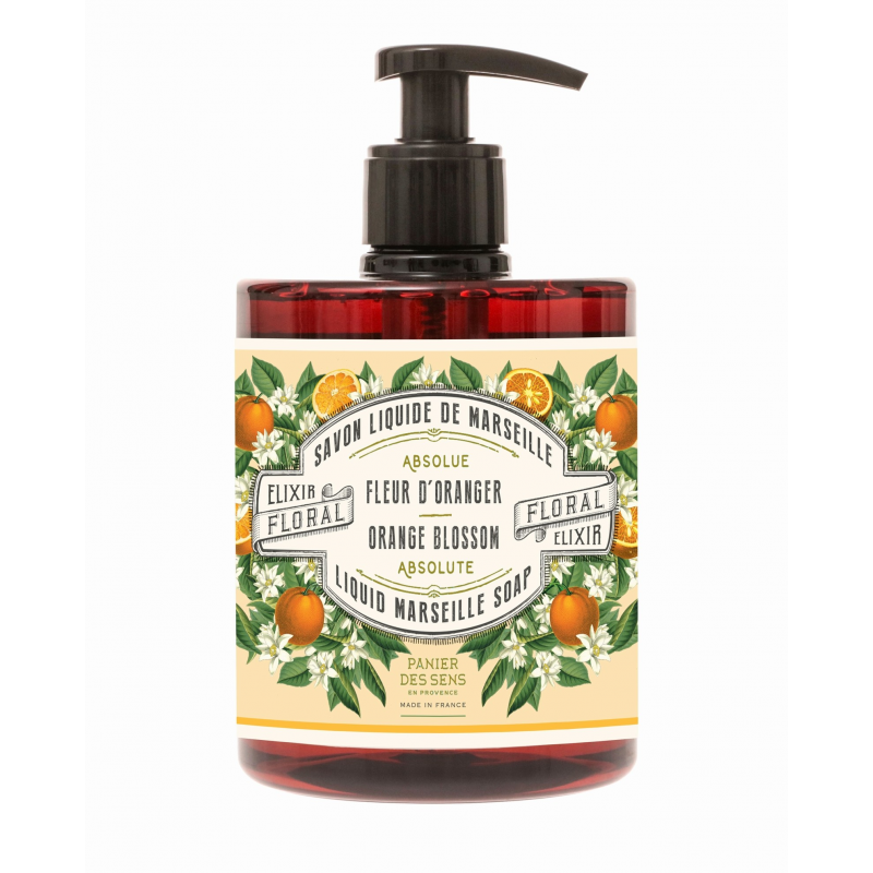 Shop Orange Blossom Hand & Body Wash 500ml at Rose St Trading Co
