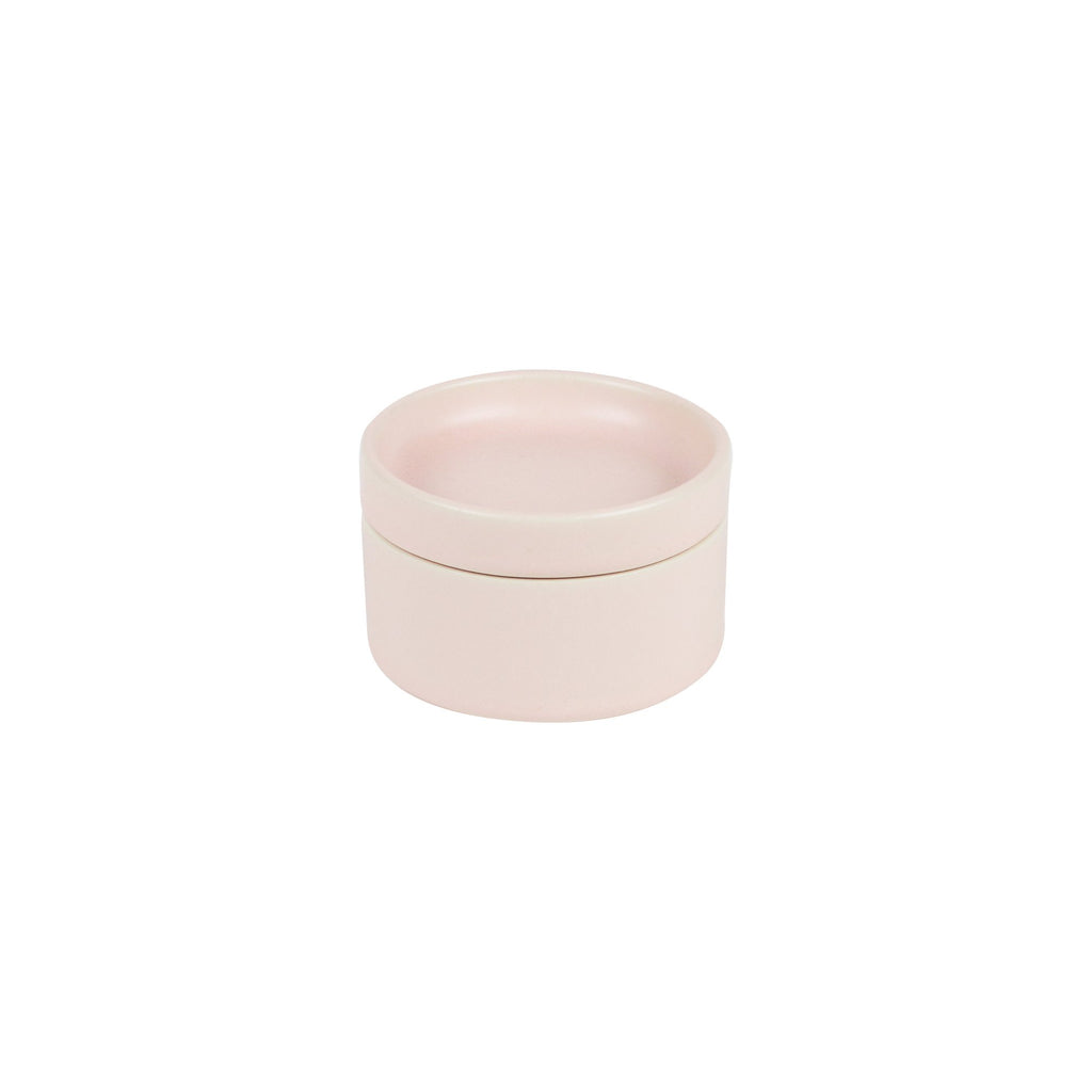 Shop Condiment Bowl & Plate 2pk | Pink at Rose St Trading Co