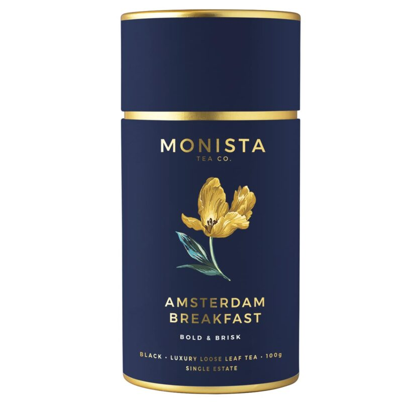 Shop Amsterdam Breakfast | Monista Tea Co. at Rose St Trading Co