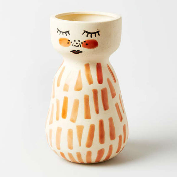 Shop Madame Daisy Vase- PRE ORDER JAN DELIVERY at Rose St Trading Co