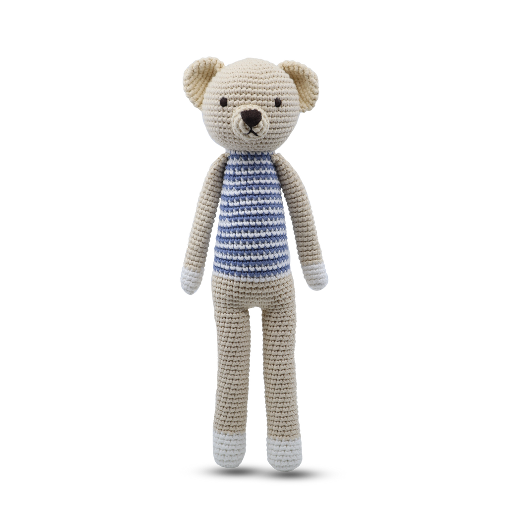 Shop Slim Standing Toy | Teddy at Rose St Trading Co