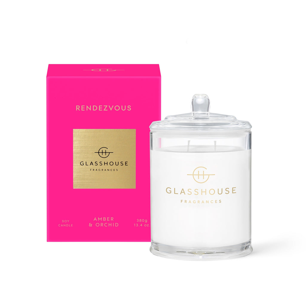 Shop Rendezvous 380g Candle at Rose St Trading Co