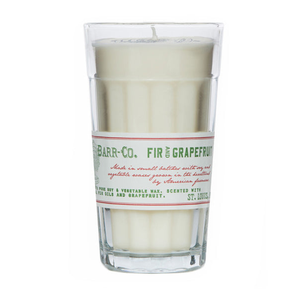 Shop Barr-Co Fir & Grapefruit Candle at Rose St Trading Co