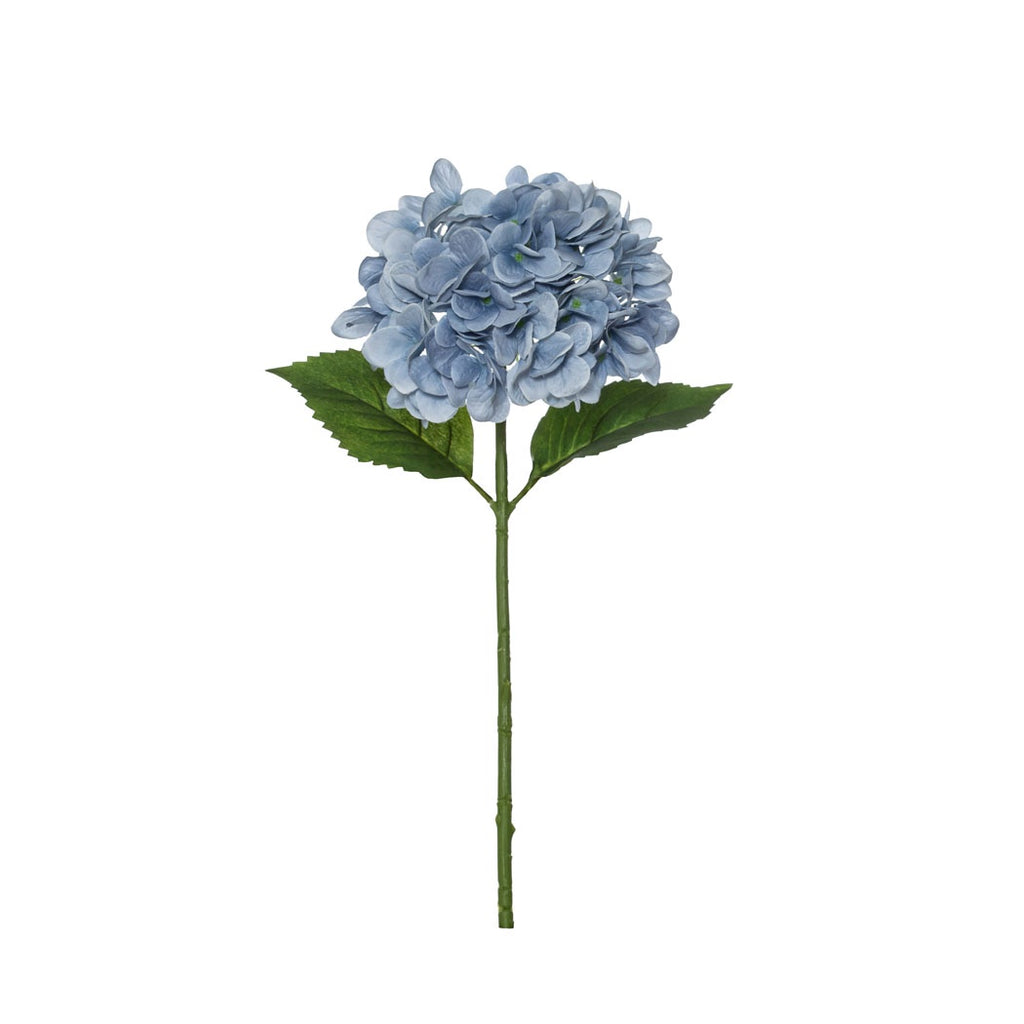 Shop Garden Hydrangea Stem | Blue at Rose St Trading Co