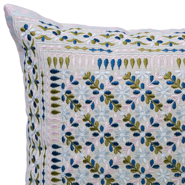 Shop Bloomsbury Waterloo Cushion at Rose St Trading Co
