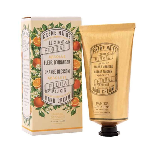 Shop Orange Blossom Hand Cream 75ml at Rose St Trading Co