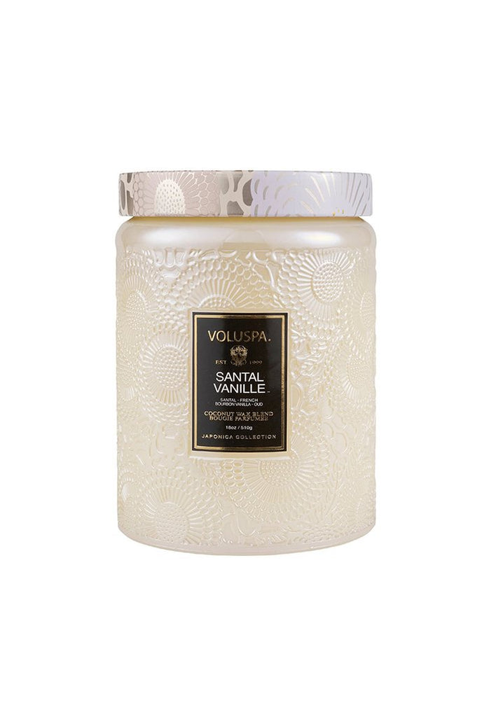 Shop Santal Vanille 100hr Candle at Rose St Trading Co