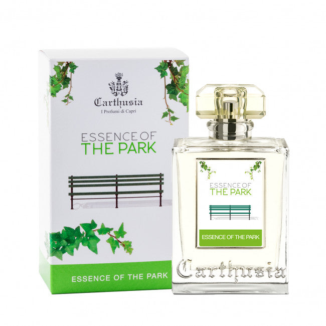 Shop CARTHUSIA Essence of the Park Eau de Parfum 50ml at Rose St Trading Co