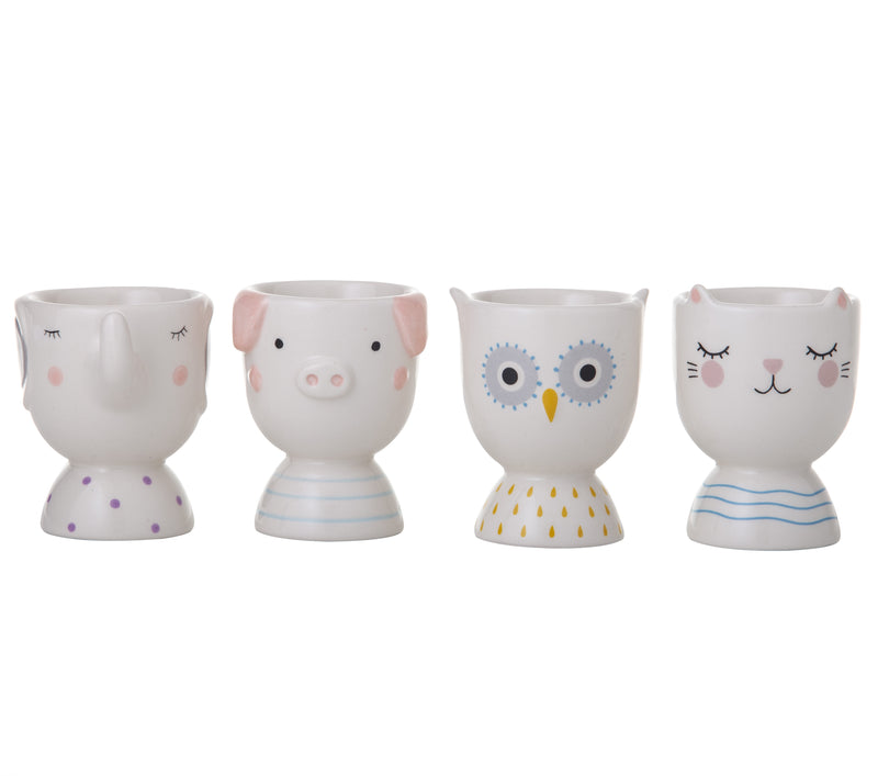 Shop Animal Friends Egg Cups at Rose St Trading Co