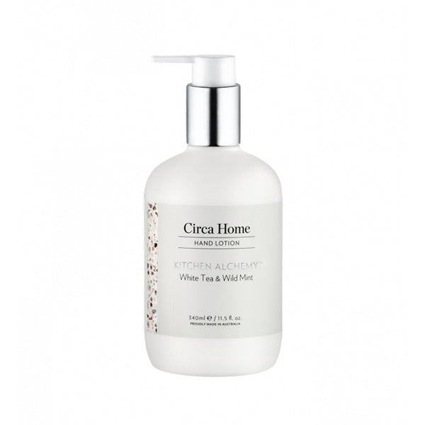 Shop CH Hand Sanitiser 340ml - White Tea & Wild Mint at Rose St Trading Co