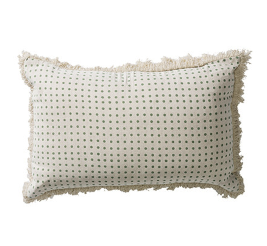 Shop Valentina Poppy Cushion at Rose St Trading Co
