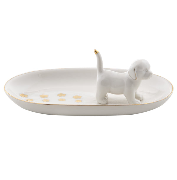 Shop Chi Chi Dog Trinket Plate at Rose St Trading Co