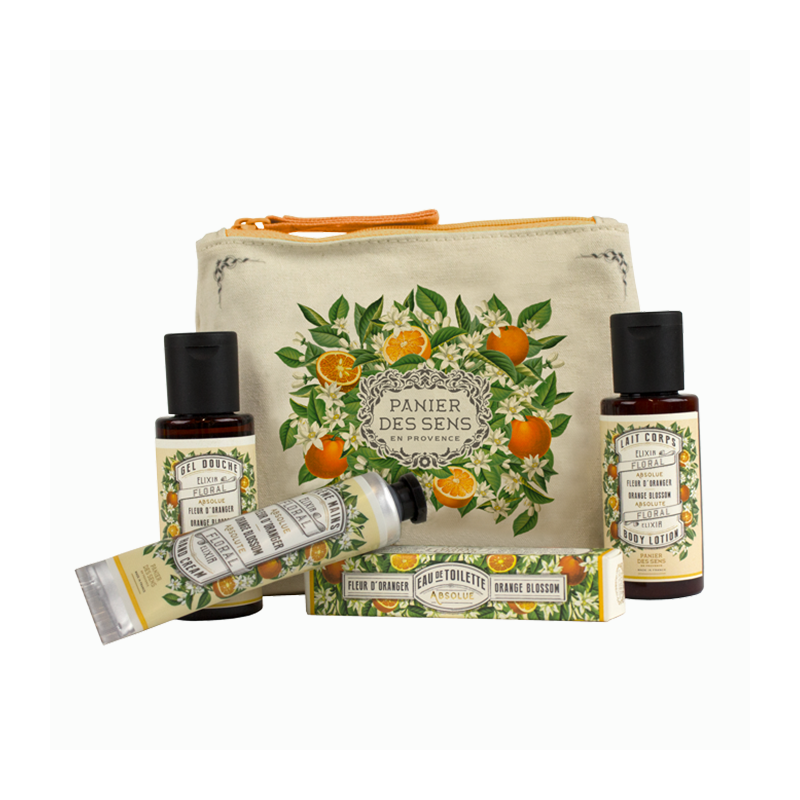 Shop Orange Blossom Travel Gift Set at Rose St Trading Co