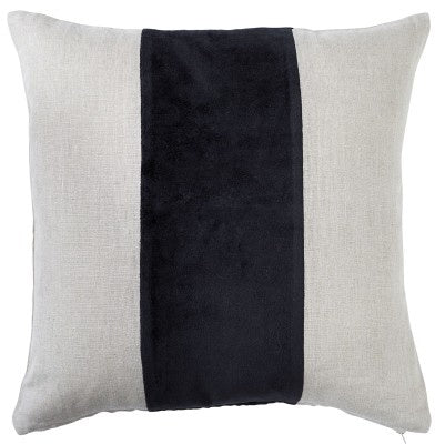 Shop Linen Velvet Cushion | 50 x 50cm at Rose St Trading Co