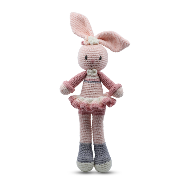 Shop Slim Standing Toy | Bunny Girl at Rose St Trading Co