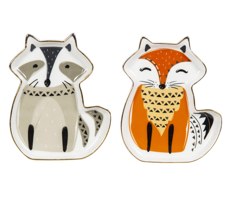Shop Foxy Trinket Plate at Rose St Trading Co