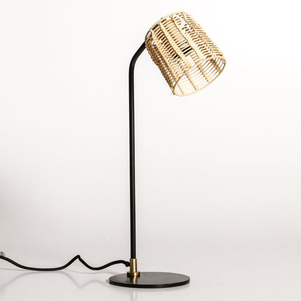 Shop Harbour Rattan Table Lamp at Rose St Trading Co