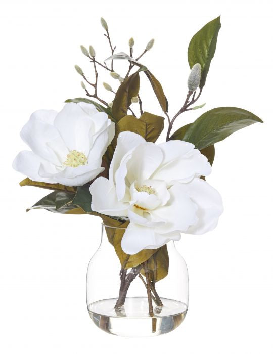 Shop Magnolia Bud Mix | Adina Vase 50cm at Rose St Trading Co