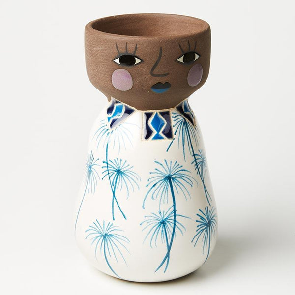 Shop Miss Lola Vase - PRE ORDER FOR LATE APRIL DELIVERY at Rose St Trading Co