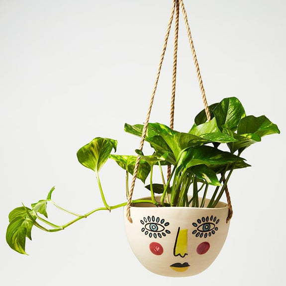 Shop Bijou Hanging Planter at Rose St Trading Co