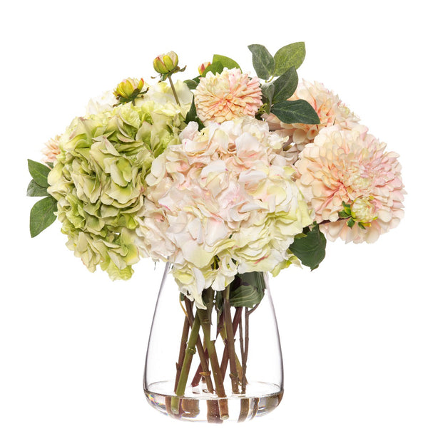 Shop Dahlia Mix - Tub Vase 46cm at Rose St Trading Co