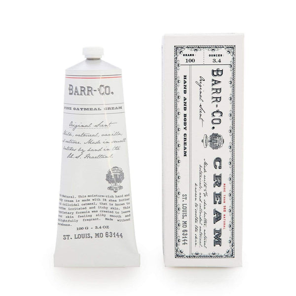 Shop Barr Co Hand Cream in Tube - Original at Rose St Trading Co