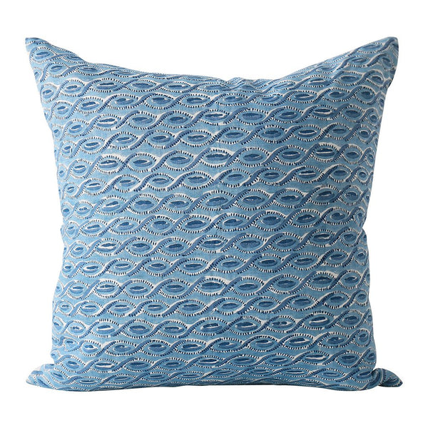 Shop Cefalu Riviera Cushion at Rose St Trading Co