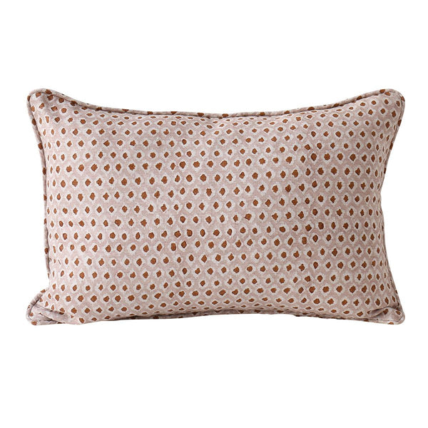 Shop Patola Petal Linen Cushion at Rose St Trading Co