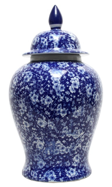 Shop Blossom Temple Jar at Rose St Trading Co