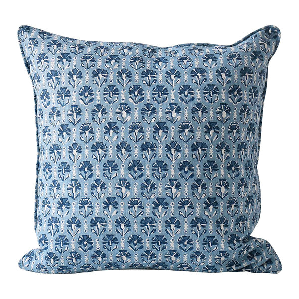 Shop Shimla Riviera Linen Cushion at Rose St Trading Co