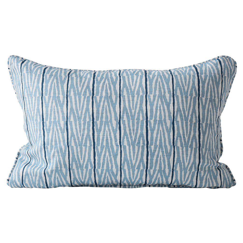 Shop Fuji Riviera Linen Cushion at Rose St Trading Co