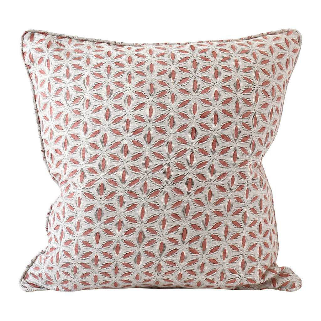 Shop Hanami Musk Linen Cushion | 50x50cm at Rose St Trading Co